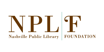 Nashville Library Foundation logo
